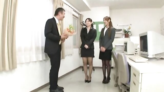 бесстыжие студентки из Японии