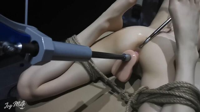 секс машины трахают анал девушек