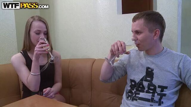 горячие русские студенты