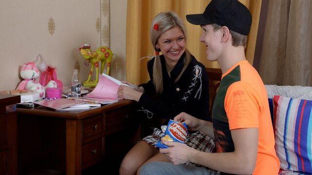 русские обезбашенные студенты