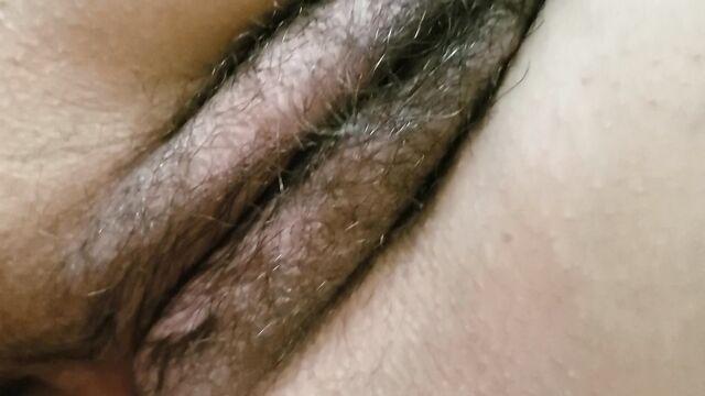 трах в анал жирную волосатую задницу