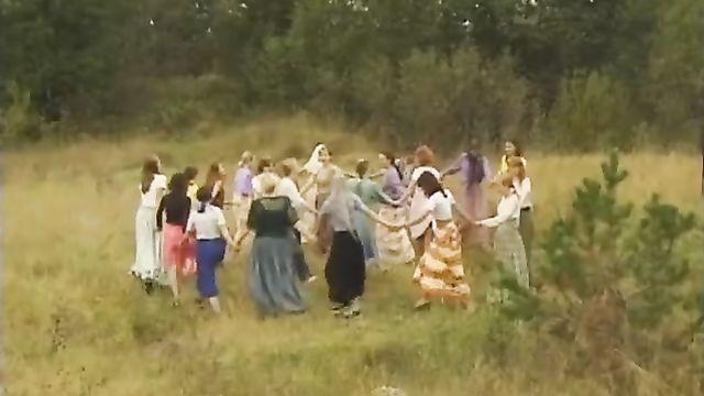 Сельские каникулы - русский порно фильм