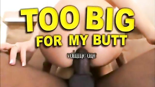 Порно ролики большие члены в тугих попках
