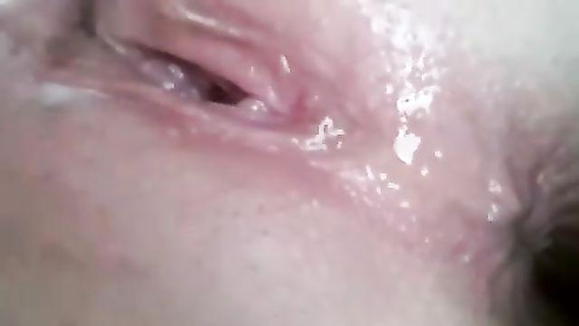 Приятные ощущения оргазма от мастурбации
