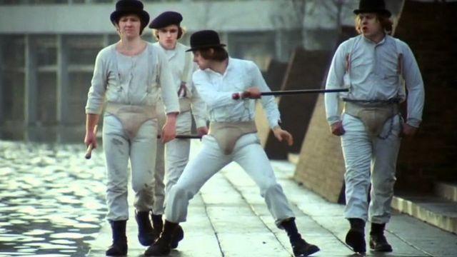 Заводной апельсин (1971) эротический фильм с переводом