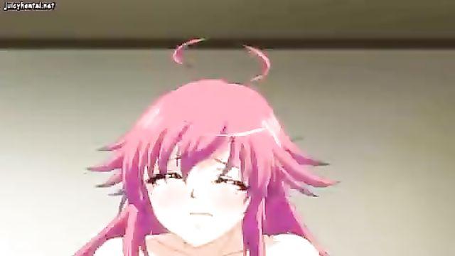 Съемки порно в аниме