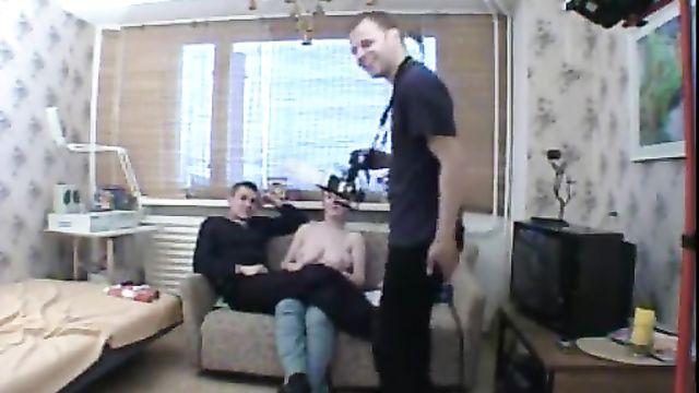 Как снимается порно (За кулисами, жизнь за кадром) - фильм 3