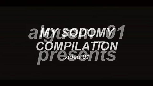 Анальная нарезка (компиляция) жесткого порно