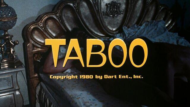 Табу / Taboo / Запрет (1980) - порно фильмы с русским переводом