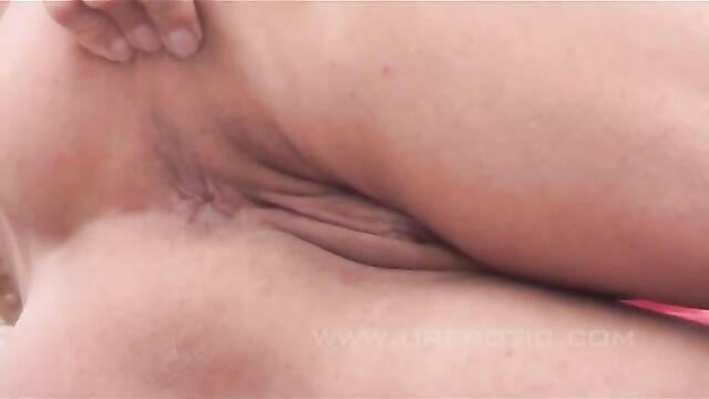 Групповые порно оргии нудистов на пляже: Секс в дюнах 3