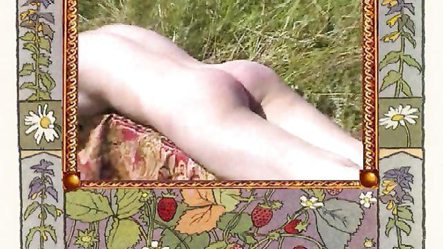 Русское BDSM порно: Барская усадьба