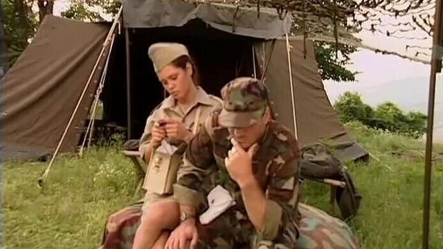 Сестрички Армии / La Crocerossina (2003) с русским переводом!