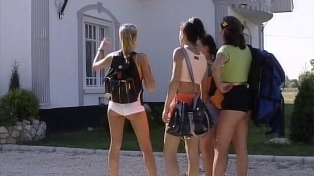 Секс поход 13А - немецкий порно фильм с русским переводом