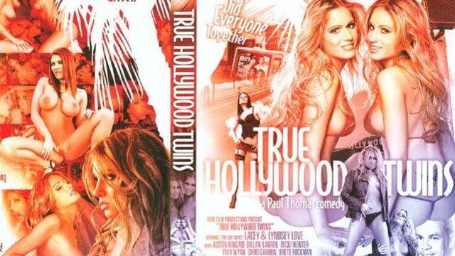 Реальные Голливудские близняшки / True Hollywood Twins (порнофильм с переводом)