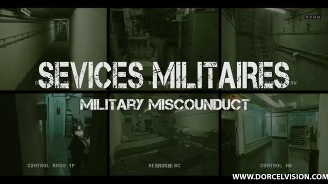 Военные проступки (Услуги военных) Sevices Militaires (Military Misconduct) [2017]
