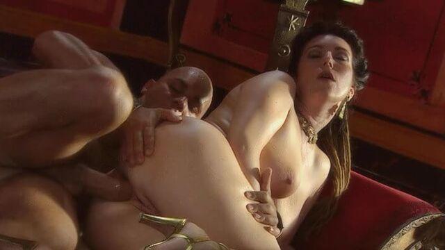 Исторический порно фильм Рим / Rome [2008] 3 часть на русском