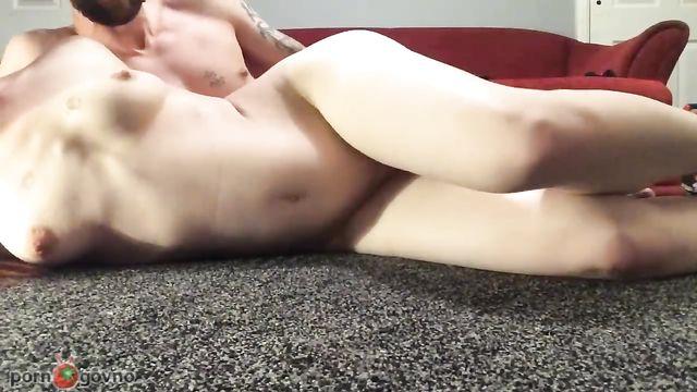 Домашние любительские съемки анального секса