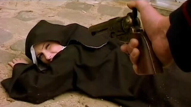 За чертой / Где-то на диком западе (2005) порно фильм вестерн с русским переводом