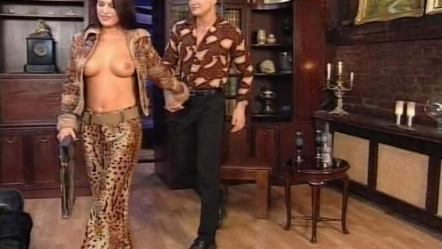 Компромат — русский полнометражный порно фильм со смыслом