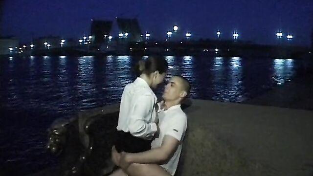 Порно фильмы: Белые Ночи Санкт-Петербурга. Ночь Первая