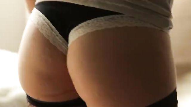Нарезка секс видео роликов с красивыми девичьими попками