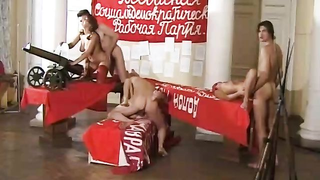 В борьбе за это - русский порно фильм