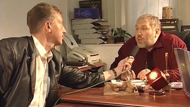 Город будущего - русский порно фильм (Евгений Распутин, SPCompany)