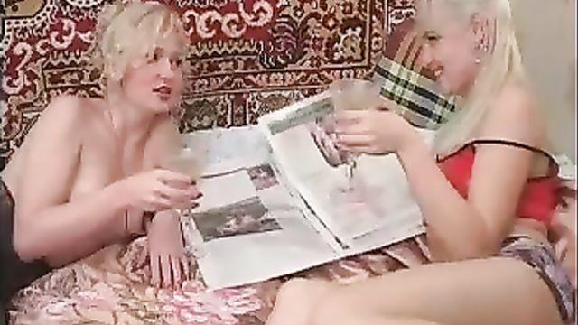 Пьяные девушки - русский полнометражный порно фильм!