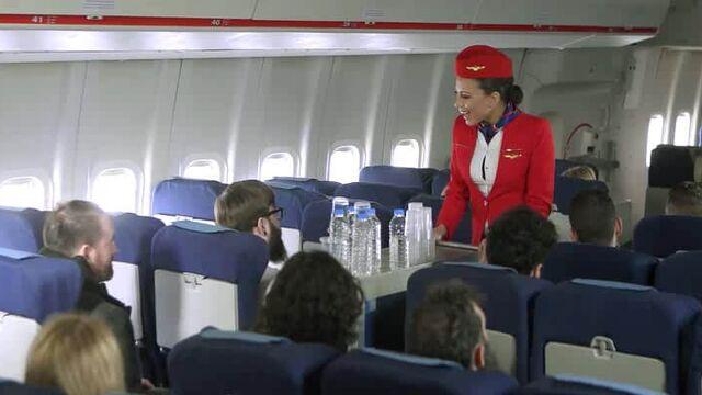 Стюардессы / The Flight Attendants [Marc Dorcel] с переводом