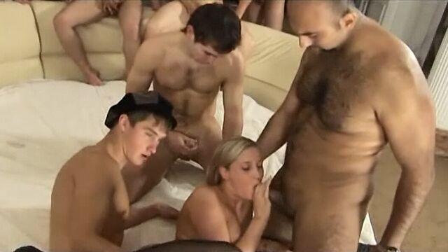 Русский порнофильм Городская шпана (Н. Петрович, SPCompany)