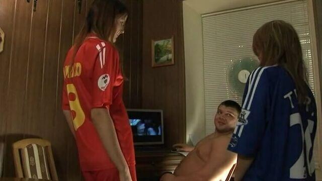 Порно фильмы: Болельщицы футбола (Н. Петрович, ForestHill Trading)