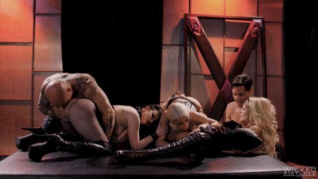Падший 2: Ангелы и Демоны (порно фильм с русским переводом!)