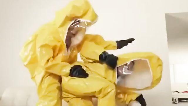 Секс во время пандемии