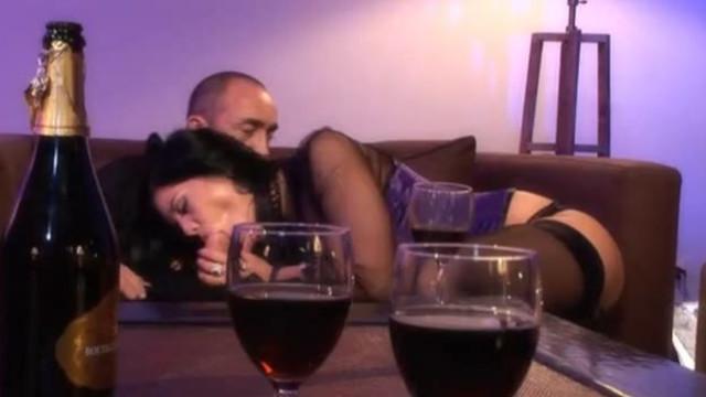 Порношик 18 / Pornochic 18 - Алетта (порно фильм с русским переводом)