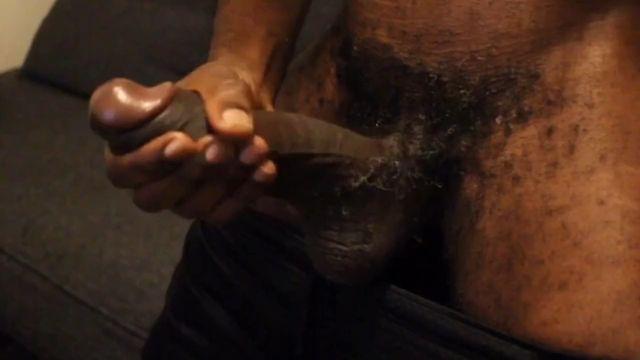 Подборка порно видео с большими толстыми черными кончающими членами