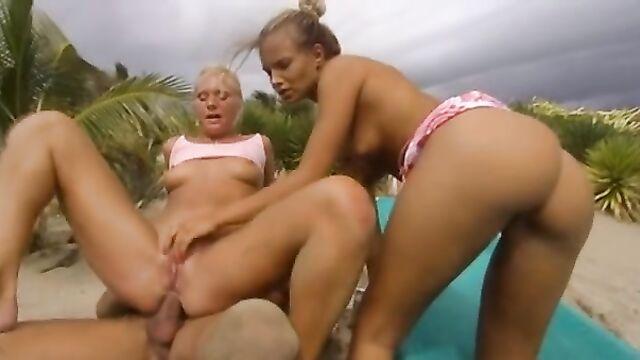 Мода в Раю / Private Tropical 15: Fashion in Paradise (2005) - порно фильмы