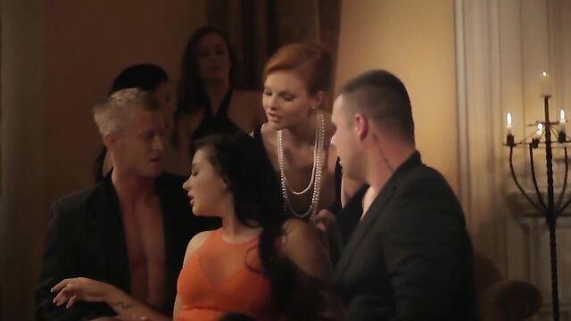Оргия перед апокалипсисом / The Last Shag (2012) порнофильм с русским переводом!
